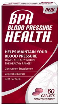 BPH Blood Pressure Health - SAVE $3.00