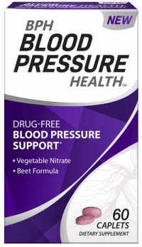 BPH Blood Pressure Health -